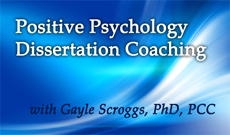 Dissertation coaching